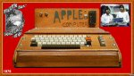 Apple Computer : Apple 1 lancer en avril 1976