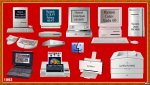 1993 : Apple Macintosh Classic, Quadra, Perfoma, PowerBook, StyleWriter II, LaserWriter Pro, Printer Color
